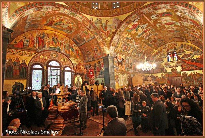 Αποτέλεσμα εικόνας για αγιος σαββας καλυμνου εκκλησια